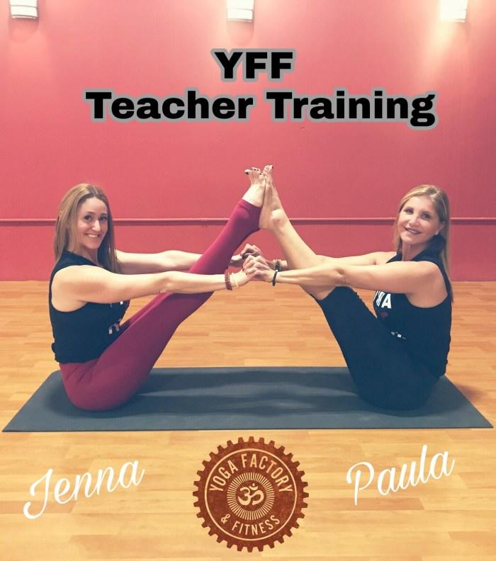 Teacher Training at Yoga Factory Fitness