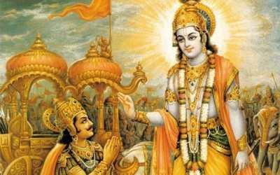 Commentaires sur la Bhagavad-Gītā