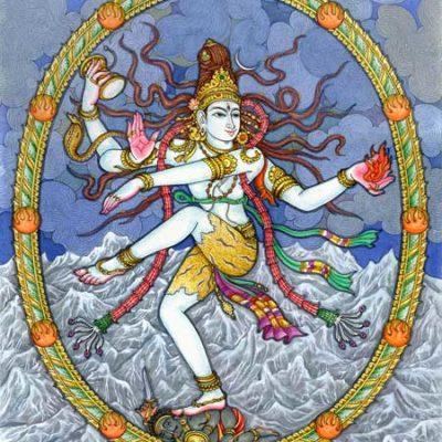 Natarajasana – Le danseur cosmique
