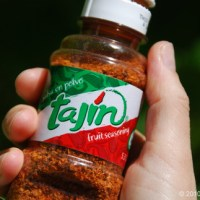 Yogi Food: Tajin Veggies