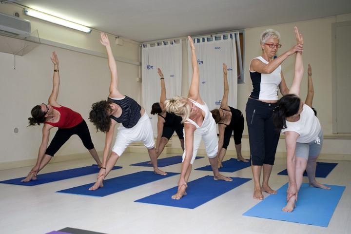 Riapertura Corsi Yoga