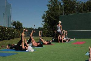 Corso Yoga e Cucina Vegana