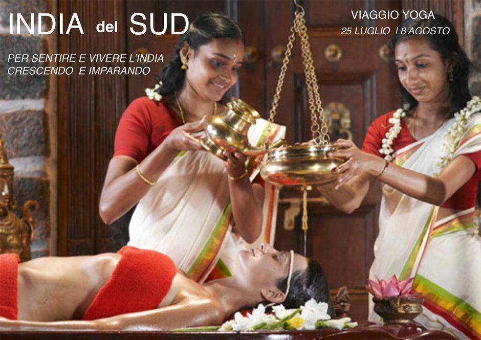 Viaggio Yoga India Sud