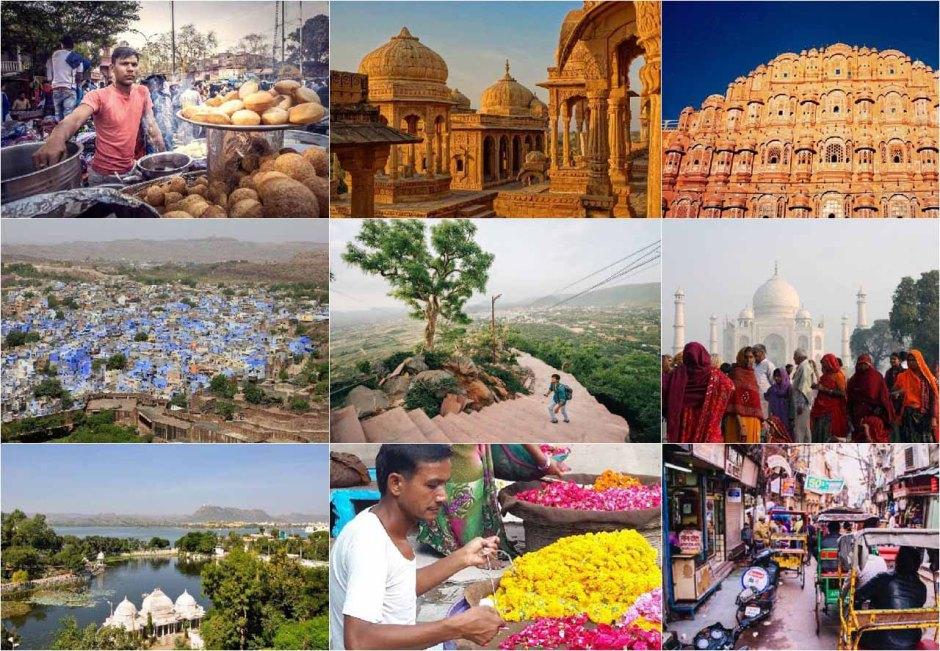 Proposta Viaggio India Nord 2019