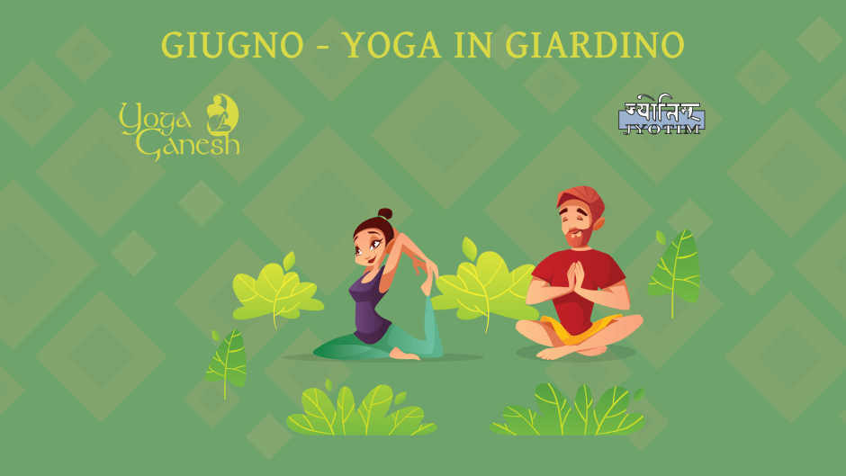 Giugno Yoga in Giardino