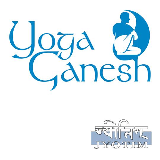 Yoga Ganesh by Jyotim