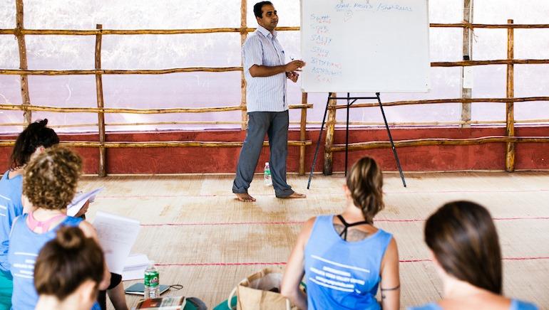 500 Hour Yoga Teacher Training Ayurveda Teacher