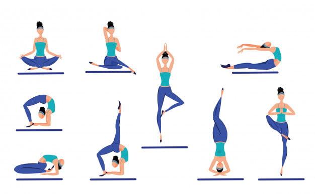 Yoga hareketleri isimleri