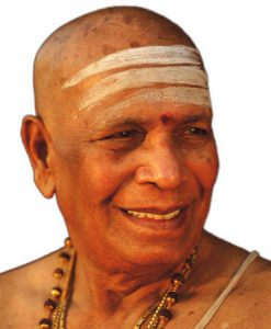 Guruji Shri K. Pattabhi Jois
