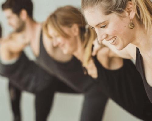 yoga at work in Heidelberg