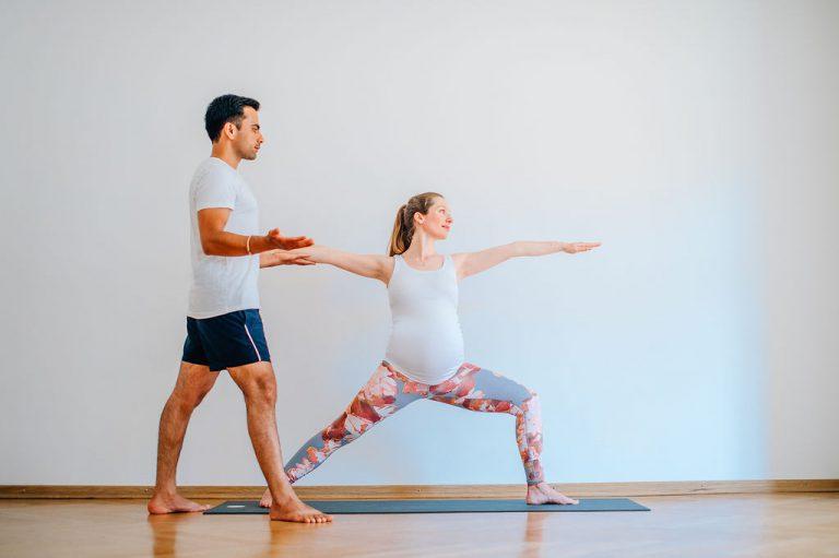 Personal Yoga Training Heidelberg