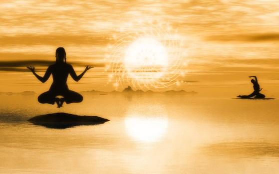 Asana, Pranayama, Meditation
