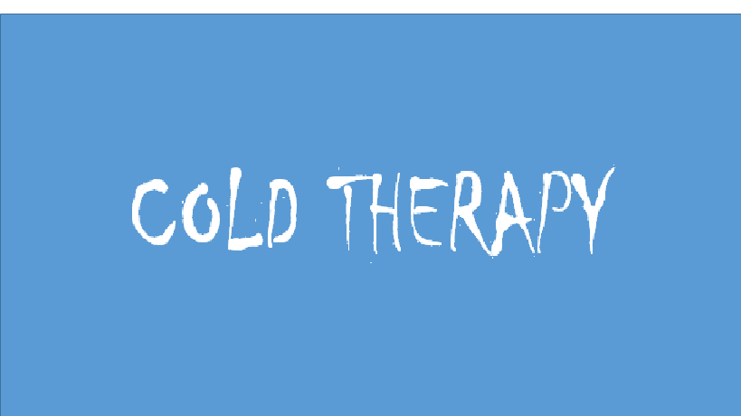 Heat vs Cold Therapy