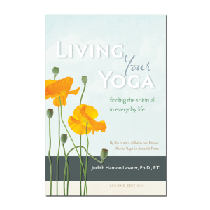 Living Your Yoga Book