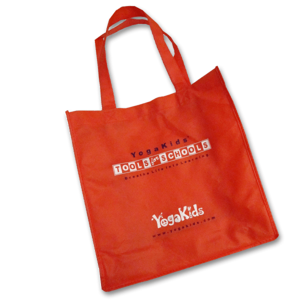 YogaKids Tools for Schools Tote Bag