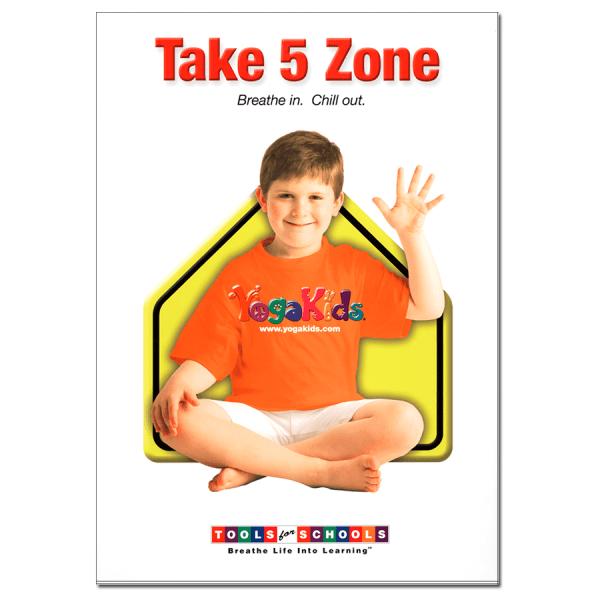 YogaKids Take 5 Poster