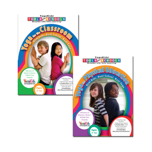 YogaKids Tools for Schools DVD Pack