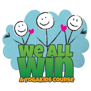 Graphic: We All Win - A YogaKids Course