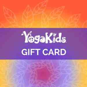 YogaKids Gift Card