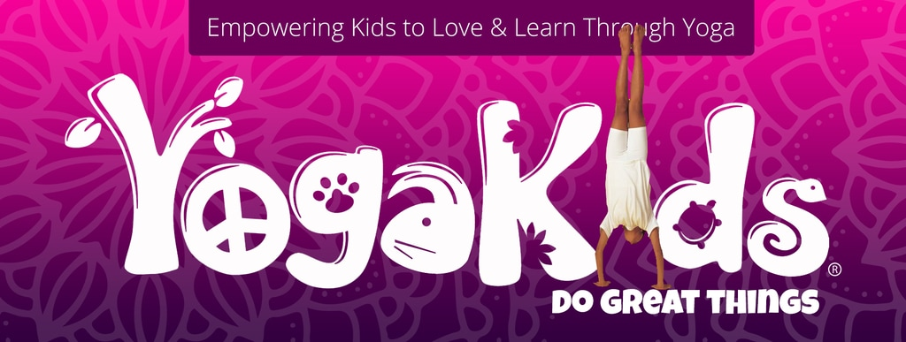 YogaKids: Do Great Things with Kids Yoga