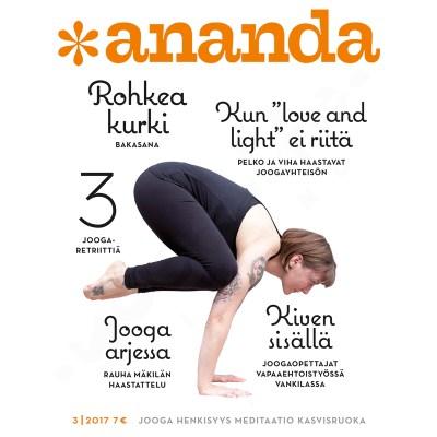 Ananda lehti – numero 3/2017