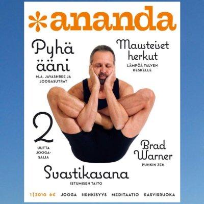 Ananda lehti – numero 1 / 2010
