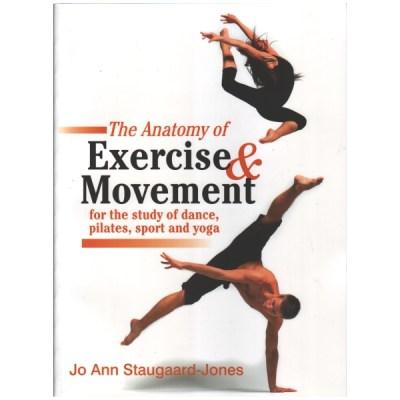 The Anatomy of Exercise & Movement- Jo Ann Staugaard-Jones