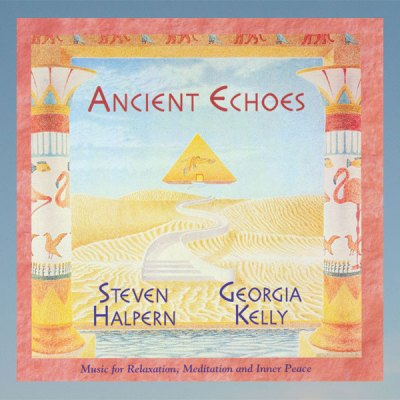 Ancient Echoes- Steven Halpern – CD