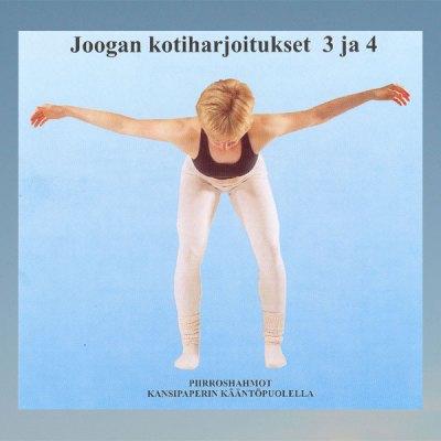 Joogan kotiharjoitukset 3 & 4 – Marita Salminen – CD