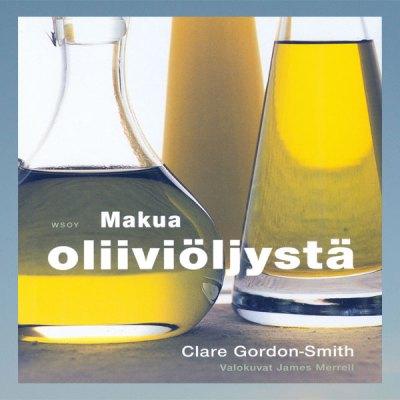 Makua oliiviöljystä – Clare Gordon-Smith