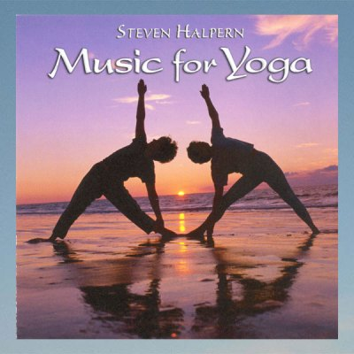 Music for yoga – Steven Halpern – CD