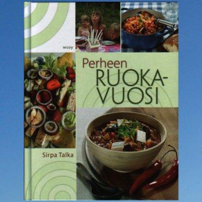 Perheen ruokavuosi – Sirpa Talka