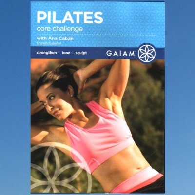 Pilates Core Challenge – Ana Caban- DVD