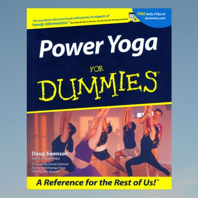 Power yoga for dummies – Doug Swenson