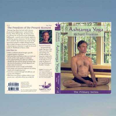 Ashtanga yoga – The primary series, Richard Freeman DVD