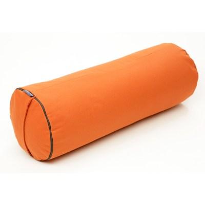 Bolster – Putkityyny- KAPOK täyte –  Terracotta – Yogalife