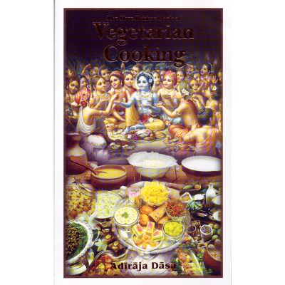 Vegetarian cooking – The hare krishna book – Adiraja Dasa