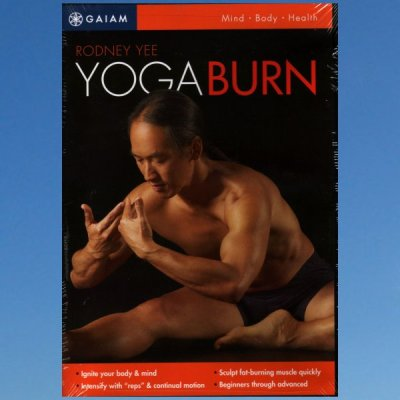 Yoga Burn – DVD – Rodney Yee – Gaiam