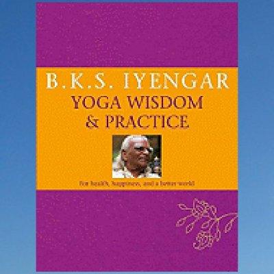 Iyengar Yoga Wisdom & Practice – BKS Iyengar