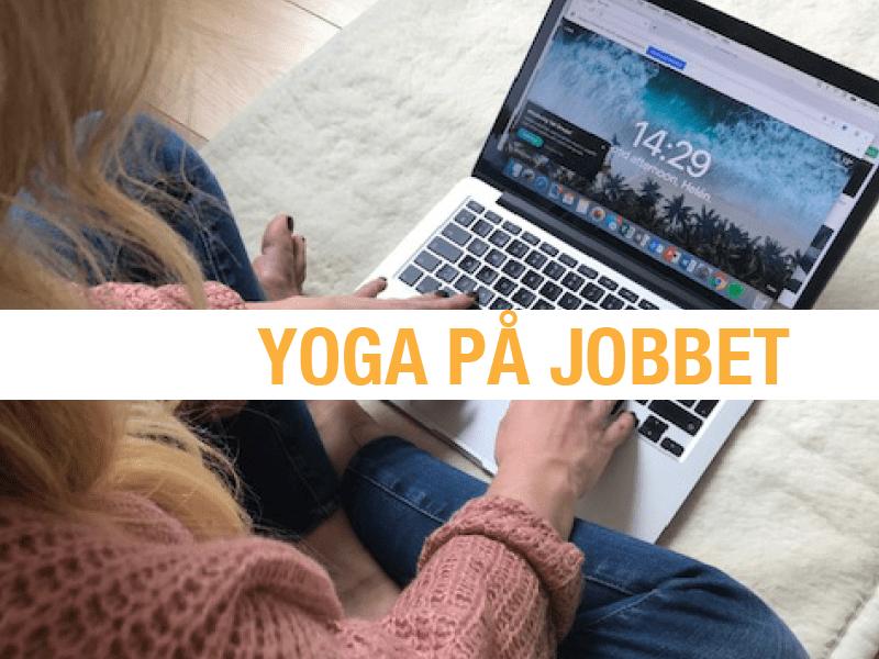 Yoga på jobbet