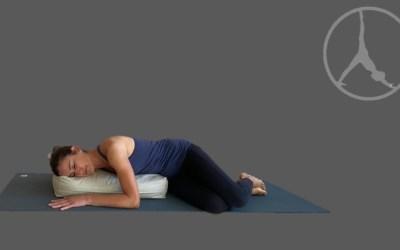 Simple restorative twists (45 min – Level 1)