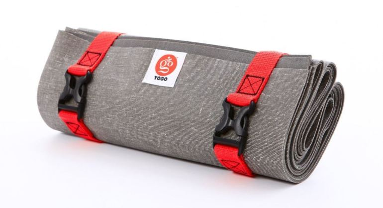 YOGO Ultralight Travel Foldable Yoga Mat