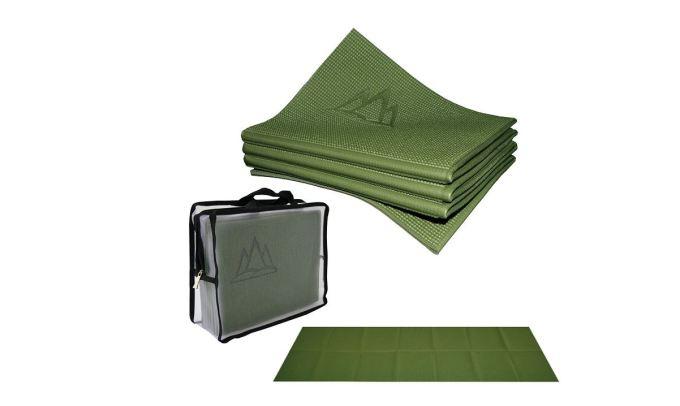 YoFoMat by Khataland_Lightweight_Travel Yoga Mat
