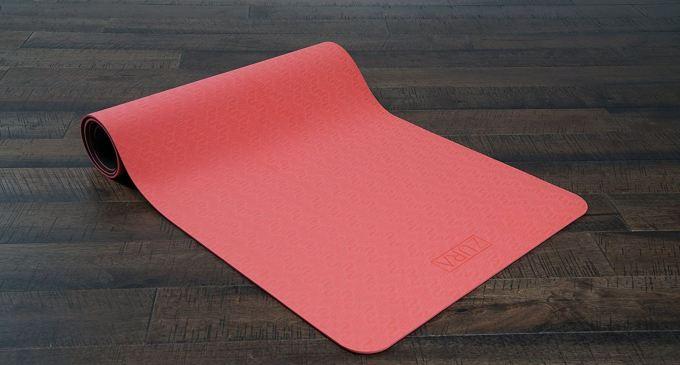Zura_Lightweight_Travel Yoga Mat