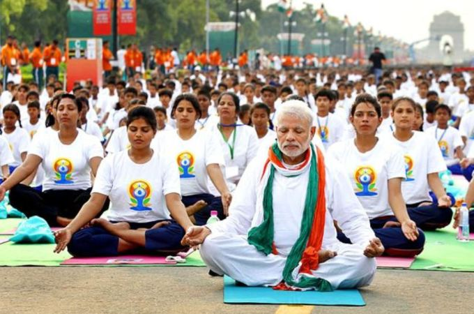 International Yoga Day_Narendra Modi