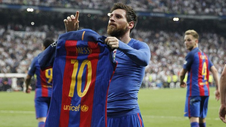 Messi and Yoga