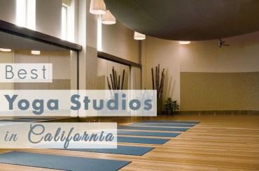 Best Yoga Studios in California