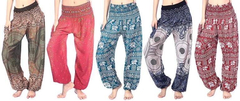Best Yoga Pants With Pockets - Boho Vib