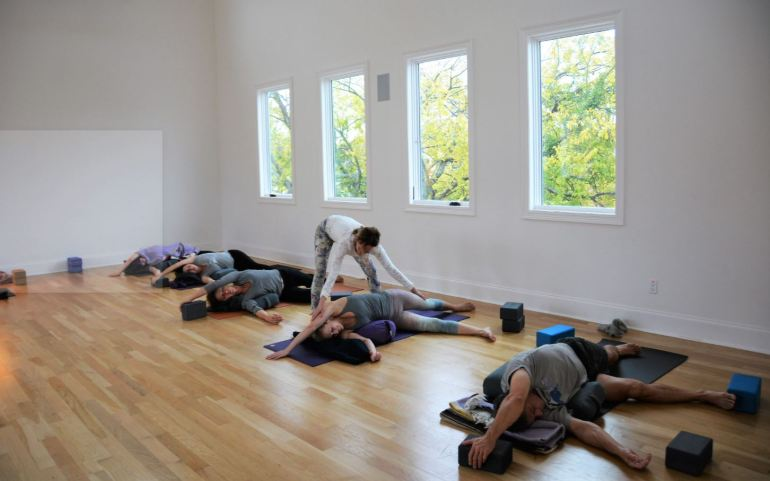 Instructions For Restorative Yoga