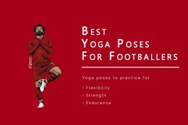 yoga poses for footballers